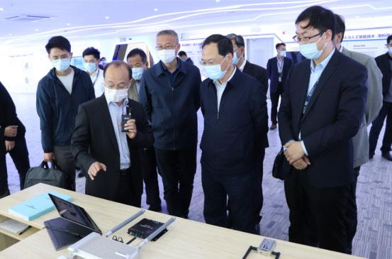 基于5G通讯技术的C-V2X产品研发及产业化项目
